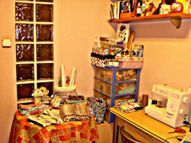 Clandeshouse Craft Room